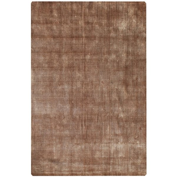 Brown (PUR-146) Contemporary / Modern Area Rug