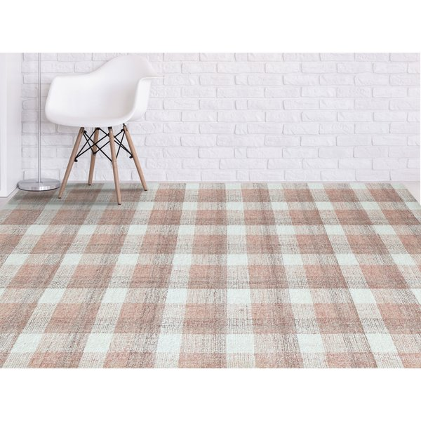 Rose Gold (TRA-14) Country Area Rug