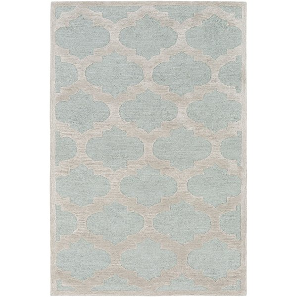 Mint, Beige (AWRS-2122) Contemporary / Modern Area Rug