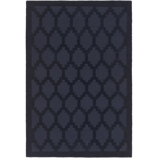 Navy (AWMP-4003) Solid Area-Rugs