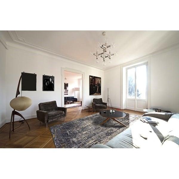 Broadway Glitter (8422) Contemporary / Modern Area Rug
