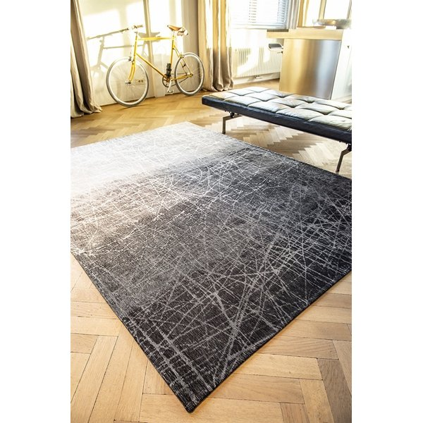 Wind Chill Grey (8881) Abstract Area-Rugs