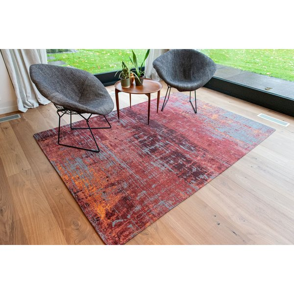 Nassau Rose (9125) Abstract Area-Rugs