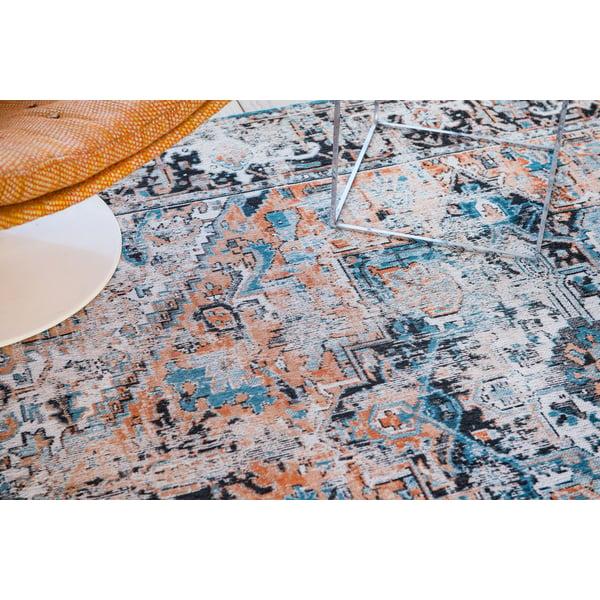 Seray Orange (8705) Vintage / Overdyed Area-Rugs