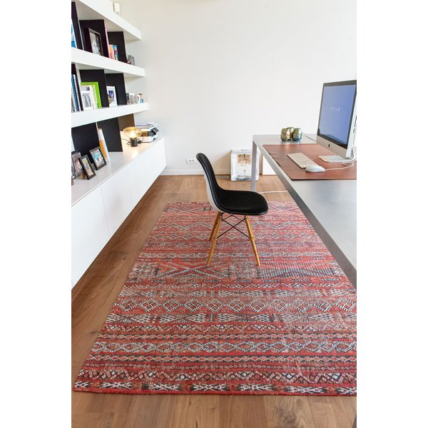 Fez Red (9115) Moroccan Area Rug