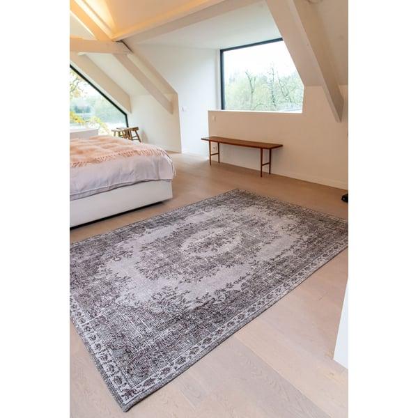 Contarini White (9107) Vintage / Overdyed Area Rug