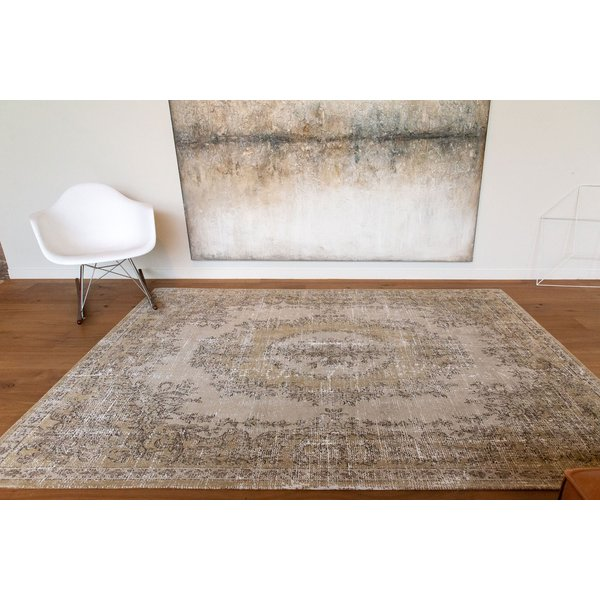 Visconti Beige (9137) Vintage / Overdyed Area Rug
