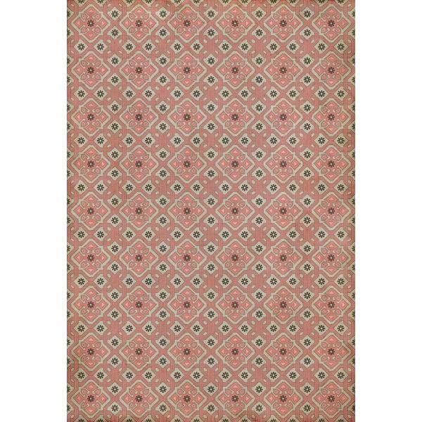 Pink, Grey, Cream - Ashton Geometric Area-Rugs