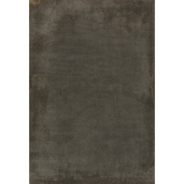 Distressed Charcoal (Studio Charcoal) Contemporary / Modern Area Rug