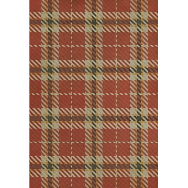 Red, Cream, Distressed Black - Dartmoor Country Area-Rugs