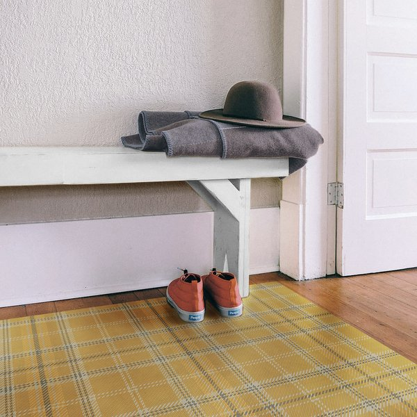 Gold, Cream, Distressed Grey - Ben Nevis Country Area-Rugs