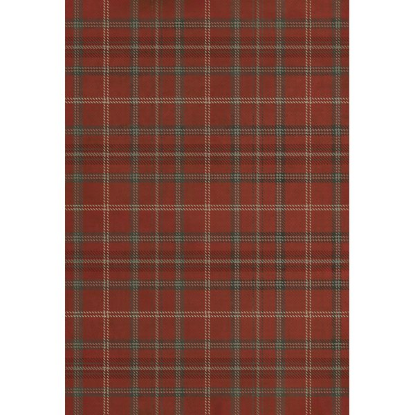 Red, Distressed Grey, Cream - Giants Causeway Country Area-Rugs