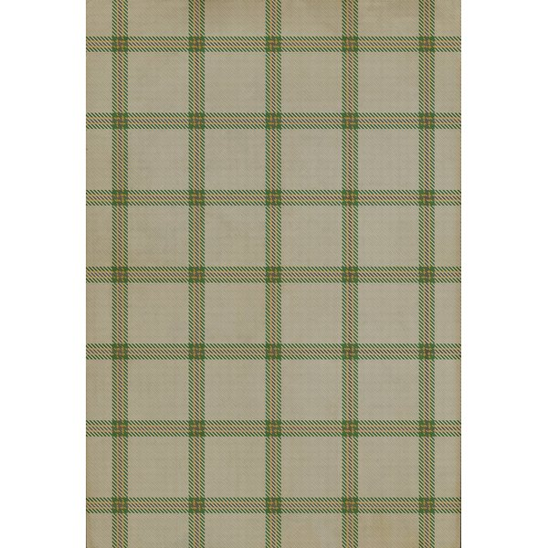 Cream, Green, Gold - Bristol Country Area-Rugs