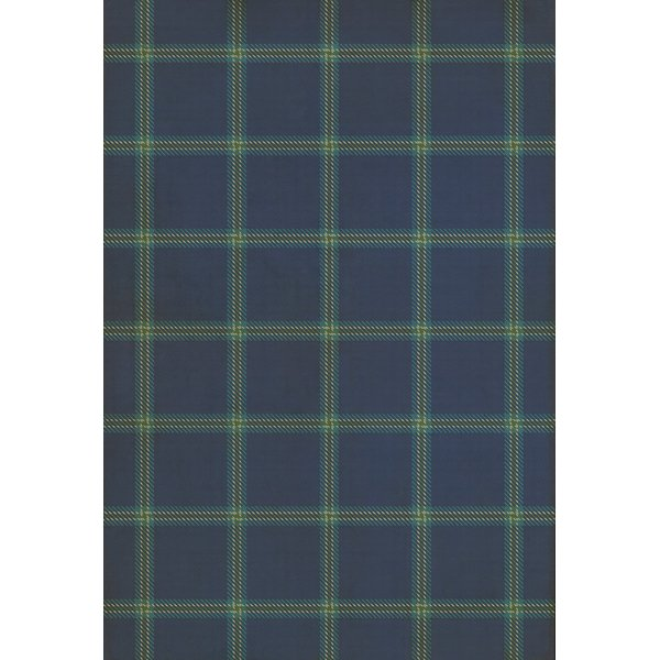 Blue, Cream - Glasgow Country Area-Rugs