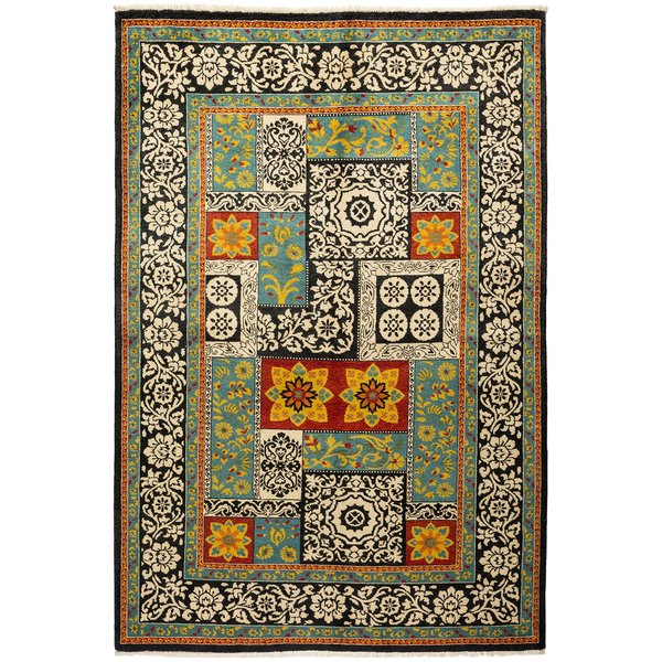 Alabaster, Onyx, Cerulean Traditional / Oriental Area-Rugs