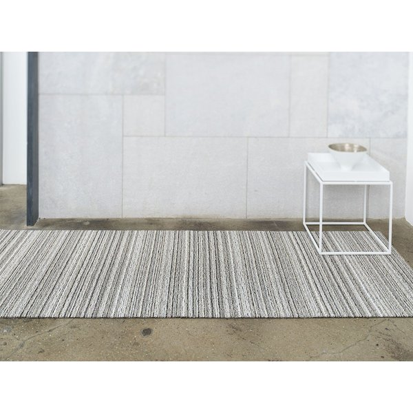 Brown, Taupe, Cream (Birch) Striped Area Rug