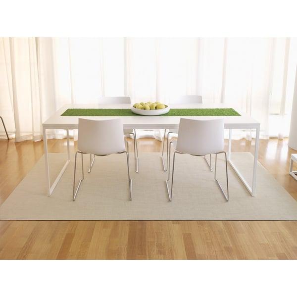 Khaki Contemporary / Modern Area Rug