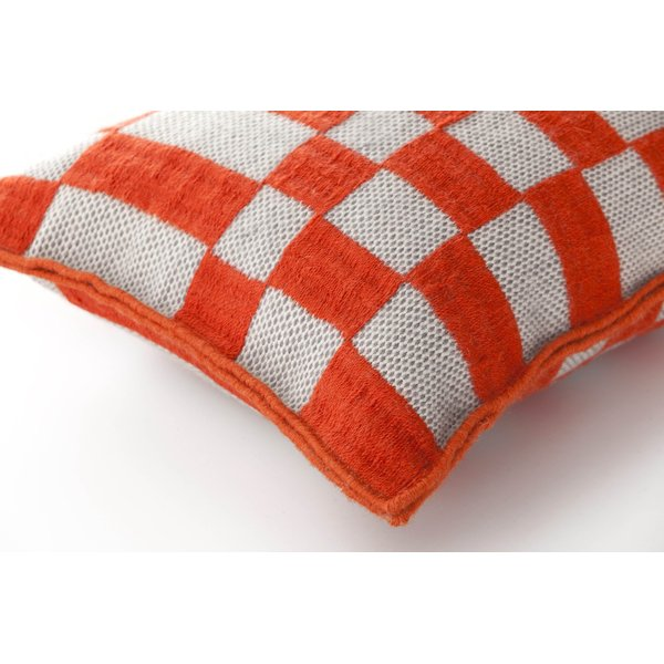 Orange Contemporary / Modern pillow