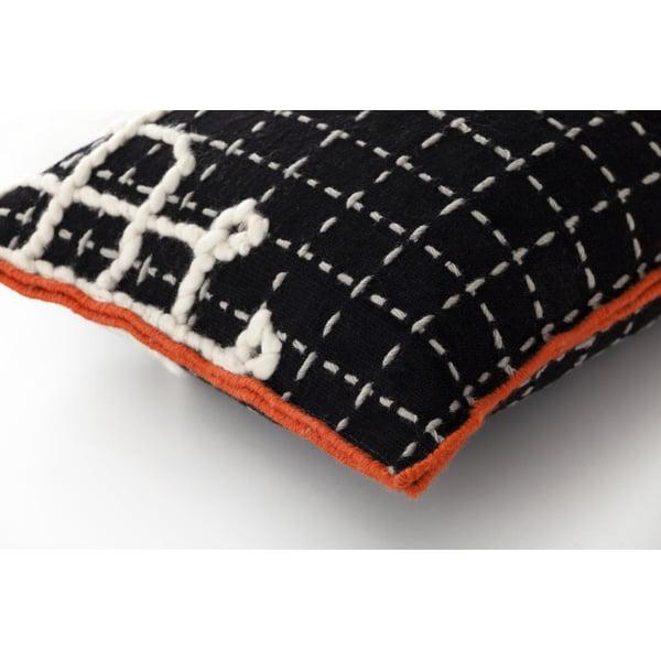Black Contemporary / Modern pillow