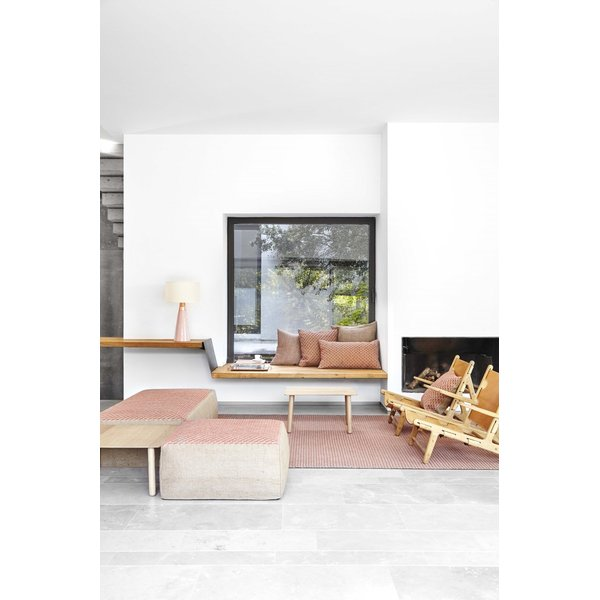 Pink Contemporary / Modern Area-Rugs