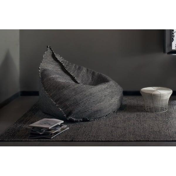 Black Contemporary / Modern poufs