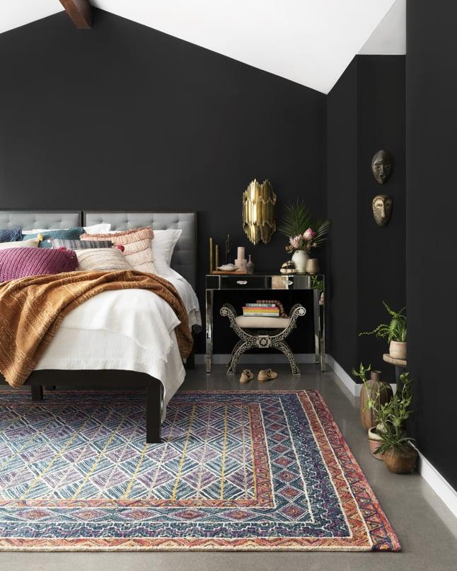 Boho Bedroom Rug Ideas