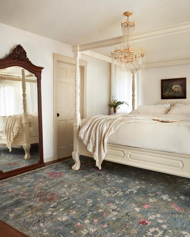 Traditional Bedroom Rug Ideas