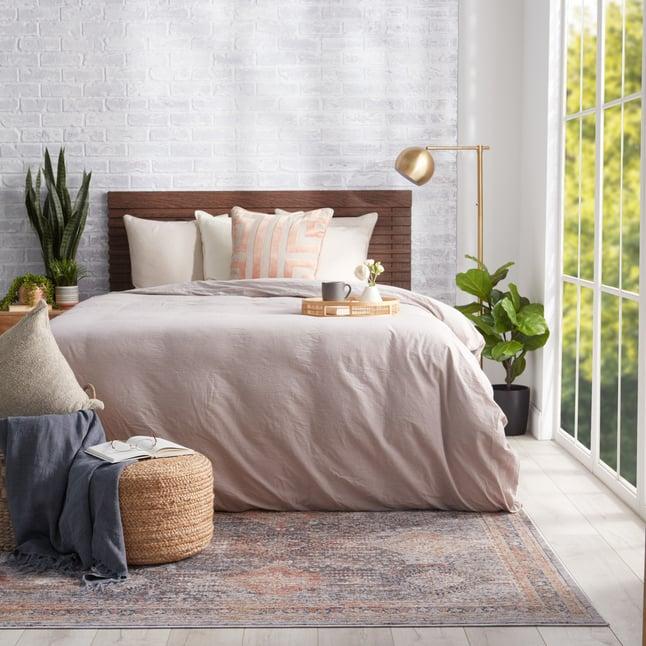 Vintage Bedroom Rug Ideas