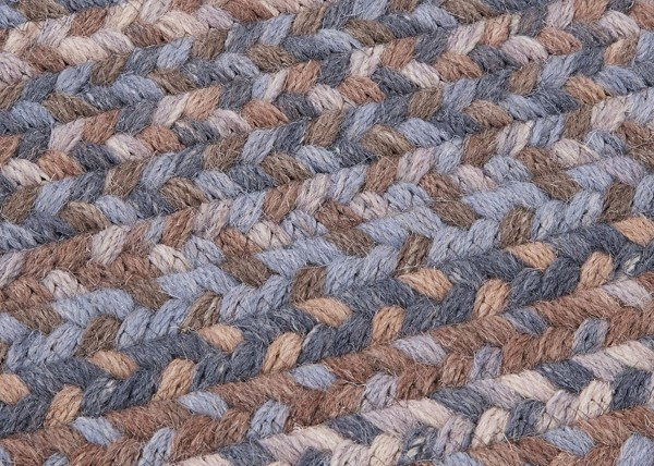 Graphite (OH-98) Country Area Rug
