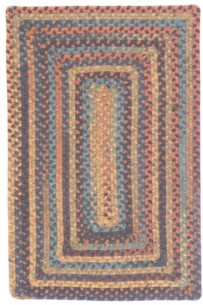 Floral Burst (RV-20) Country Area Rug