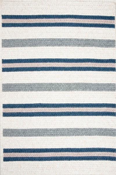 Polo Blue (AL-59) Country Area Rug