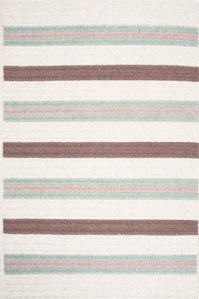 Misted Green (AL-69) Country Area Rug