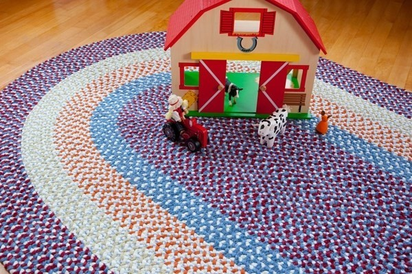 Carnival (BK-09) Country Area Rug
