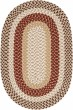 Product Image of Country Brick Brown (BU-85) Area Rug