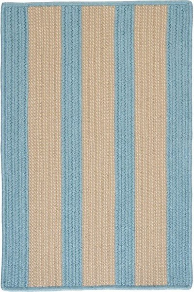 Light Blue (BT-49) Outdoor / Indoor Area Rug
