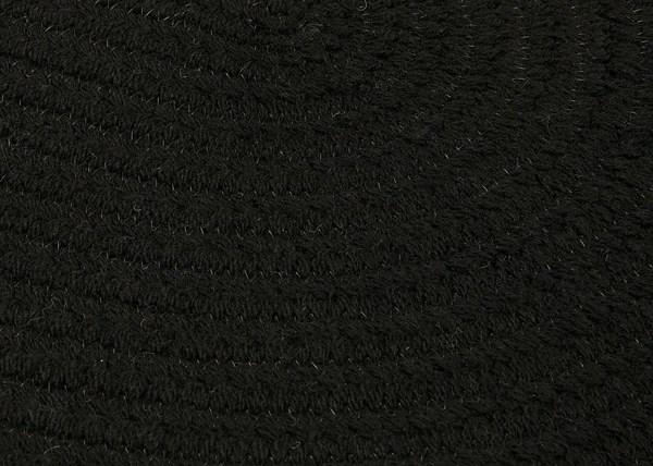 Black (WL-05) Casual Area Rug