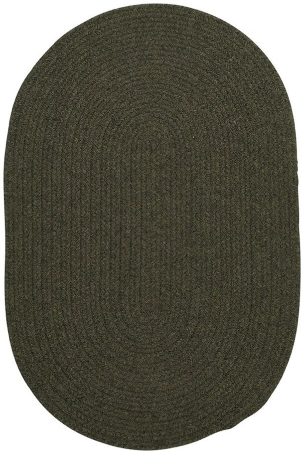 Olive (WL-55) Casual Area Rug
