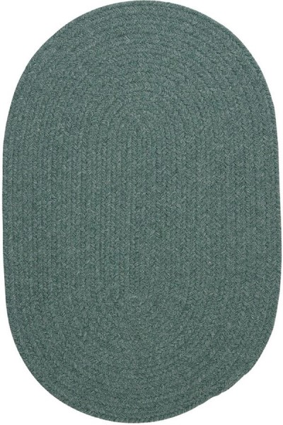 Teal (WL-27) Country Area Rug