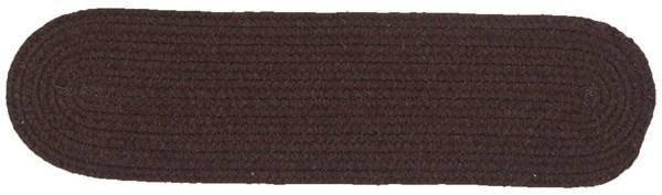 Dark Brown (WL-04) Casual Area Rug