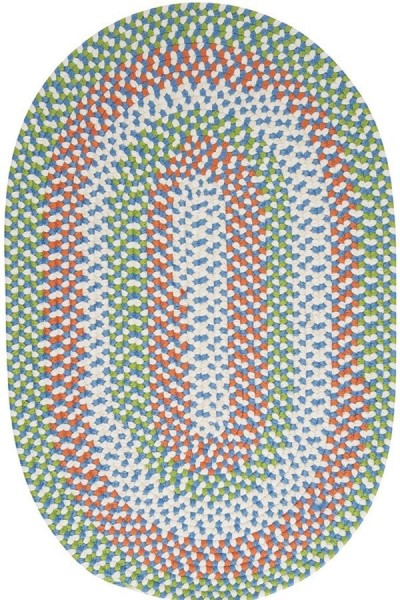 Lime Spin (OU-49) Outdoor / Indoor Area Rug
