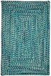 Product Image of Outdoor / Indoor Blue Lagoon (CA-99) Area Rug
