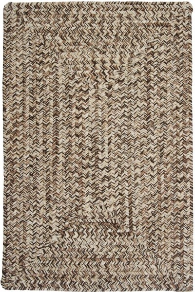Weathered Brown (CC-99) Country Area Rug