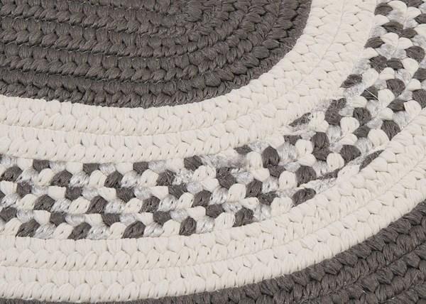 Gray (NT-11) Outdoor / Indoor Area Rug