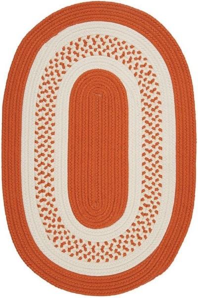 Orange (NT-21) Outdoor / Indoor Area Rug