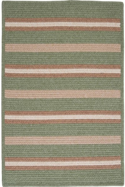 Palm (LY-69) Country Area Rug