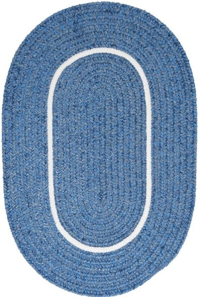 Blue Ice (SL-05) Outdoor / Indoor Area Rug