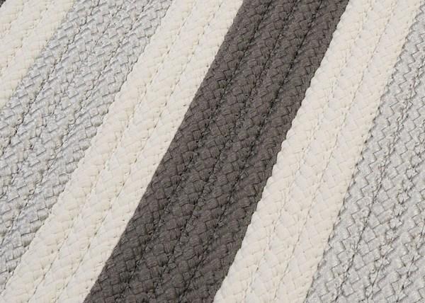 Silver (TR-09) Outdoor / Indoor Area Rug
