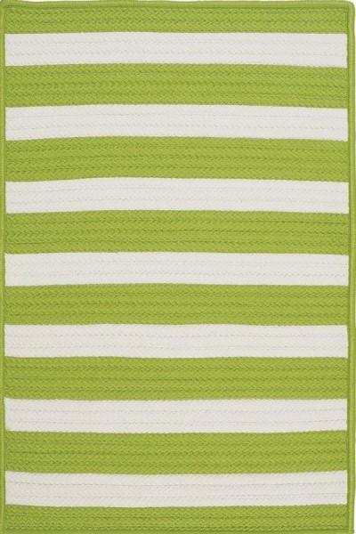 Bright Lime (TR-29) Outdoor / Indoor Area Rug