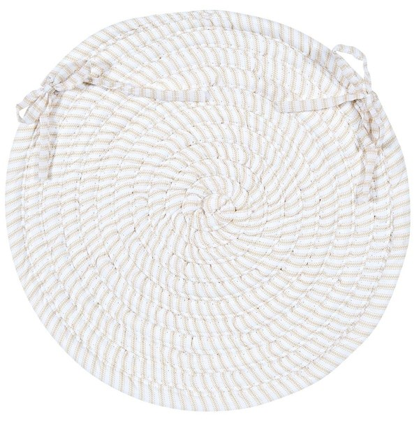 Ivory, Gold (TK-10) Country Area Rug