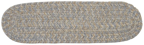 Gray (TE-19) Country Area Rug